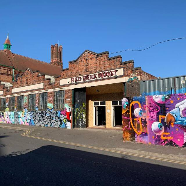 Redbrick Market Birmingham